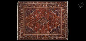 11x14 Persian Joshegan Rug