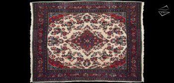 8x11 Persian Kapoutrahan Rug