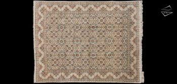 11x14 Persian Kashan Rug