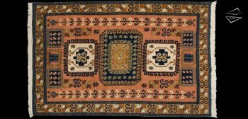 7x11 Persian Katbaft Rug
