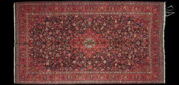 10x18 Persian Kazvin Rug
