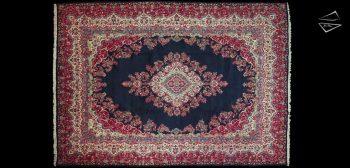 12x17 Persian Kazvin Rug
