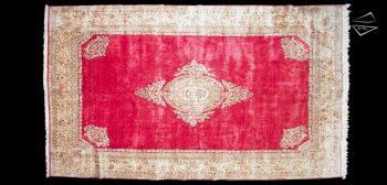 10x17 Persian Kerman Rug