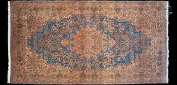 10x19 Persian Kerman Rug