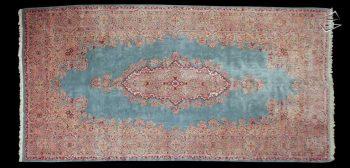 10x20 Persian Kerman Rug