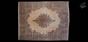 12x15 Persian Kerman Rug
