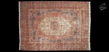 12x17 Persian Kerman Rug