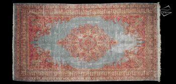 12x22 Persian Kerman Rug