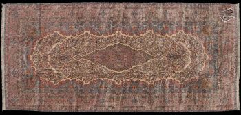 12x26 Persian Kerman Rug