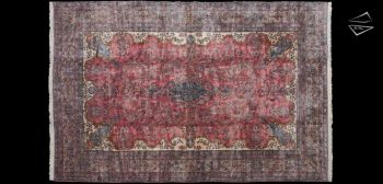 13x20 Persian Kerman Rug