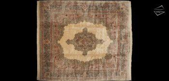 14x16 Persian Kerman Rug