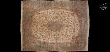 14x18 Persian Kerman Rug