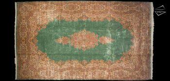 14x24 Persian Kerman Rug