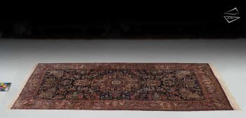 5x10 Persian Kerman Rug Runner