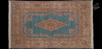 6x10 Persian Kerman Rug