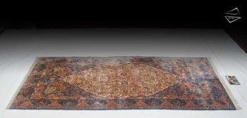 6x13 Persian Kerman Rug Runner