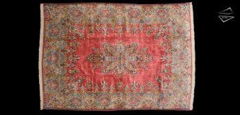 8x11 Persian Kerman Rug