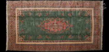 8x14 Persian Kerman Rug