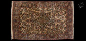 9x14 Persian Kerman Rug
