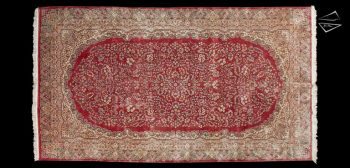 9x16 Persian Kerman Rug