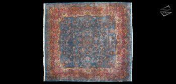 11x12 Persian Kerman Rug