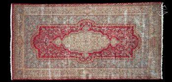 12x23 Persian Kerman Rug