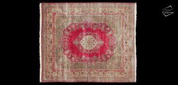 12x14 Persian Kerman Rug