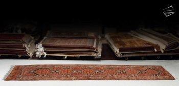 3x18 Persian Kilim Rug Runner