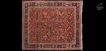 10x12 Persian Mahal Rug