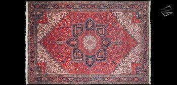 11x16 Persian Mehrivan Rug