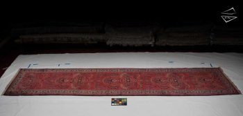 3x17 Persian Meshed Rug Runner