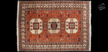 10x14 Persian Meshkin Rug