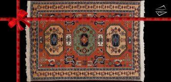 8x12 Persian Meshkin Rug