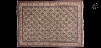 8x11 Persian Qum Rug