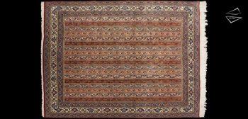 9x12 Persian Qum Rug