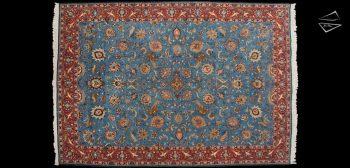 9x13 Persian Qum Rug