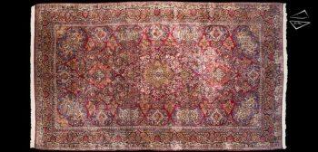 10x17 Persian Sarouk Rug