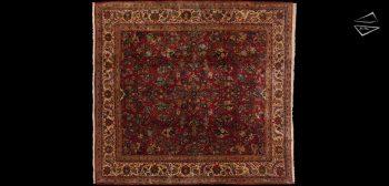 11x12 Persian Sarouk Rug