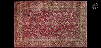 11x17 Persian Sarouk Rug