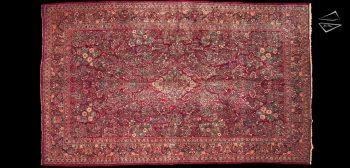 12x20 Persian Sarouk Rug