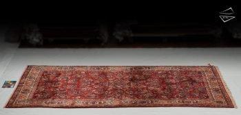6x13 Persian Sarouk Rug Runner