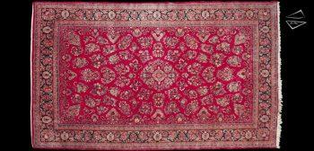 9x15 Persian Sarouk Rug