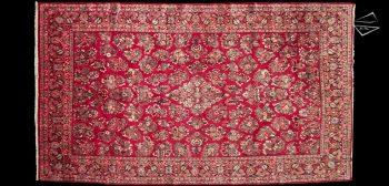 9x16 Persian Sarouk Rug