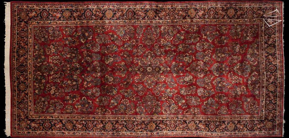 9x19 Persian Sarouk