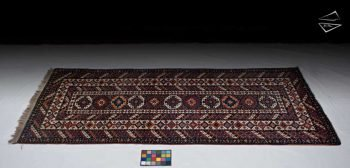 4x10 Persian South-West Rug Runner
