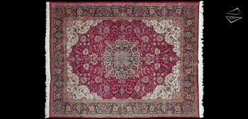 10x13 Persian Tabriz Rug