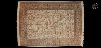 10x14 Persian Tabriz Rug