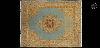 11x14 Persian Tabriz Rug