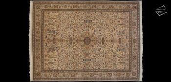 11x16 Persian Tabriz Rug