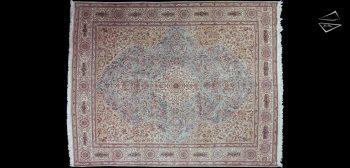 12x15 Persian Tabriz Rug